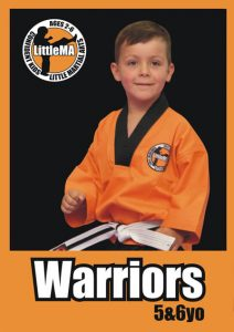 Little Martial Arts for Narre Warren, Berwick