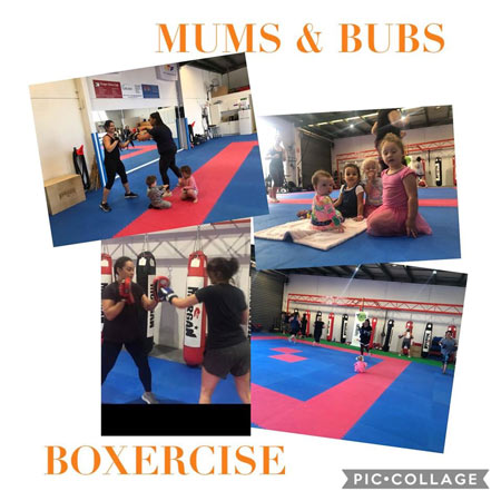 Mums and Bubs Fitness Classes