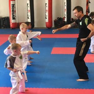 Taekwondo for parents